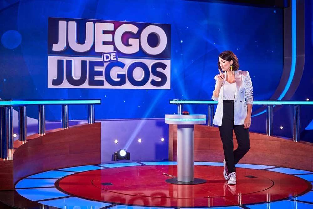JUEGO DE JUEGOS
