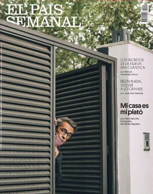 EL PAÍS SEMANAL © JAMES RAJOTTE